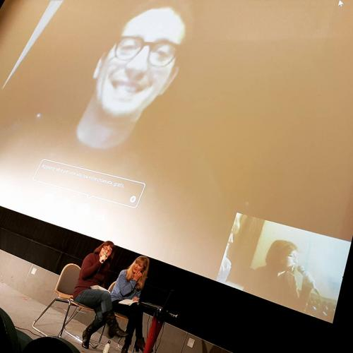 Skype Debate with Director Fabio Mollo after the screening of Il Padre d´Italia - German Premiere