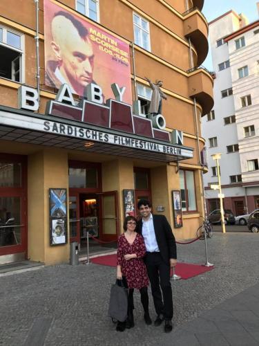 The Sardisches Film Festival in collaboration with Berlino Magazine (2017)