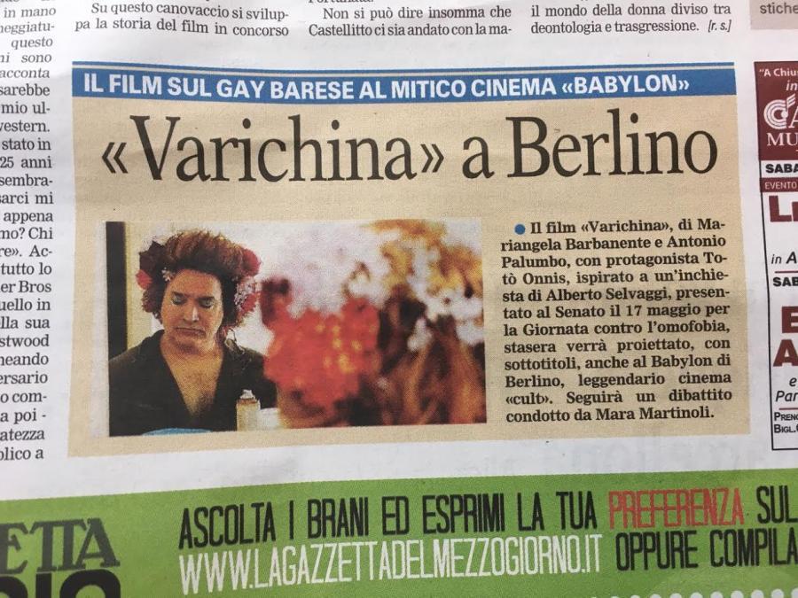 Varichina in Berlin!