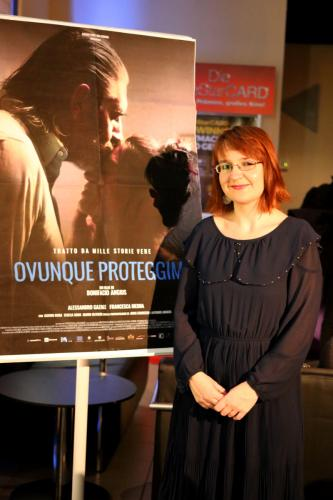 CineDi´: OVUNQUE PROTEGGIMI + Q&A with Director